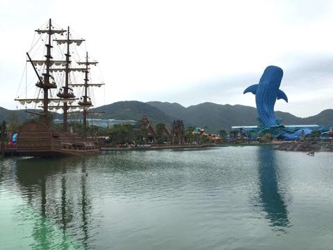 《與企鵝共進早餐》澳珠長隆海洋王國4日遊(入住企鵝酒店)【高雄出發】
