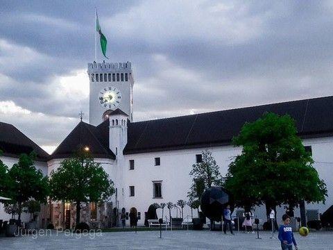 盧布爾雅那城堡