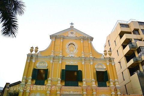澳門玫瑰聖母堂