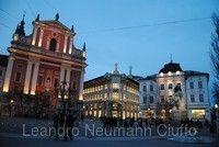 聖方濟教堂(盧布爾雅那)