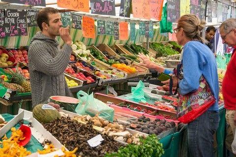 盧布爾雅那中央市場