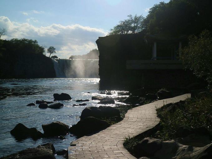吊水樓瀑布