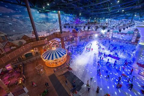 ONE MOUNT冰雪主題樂園