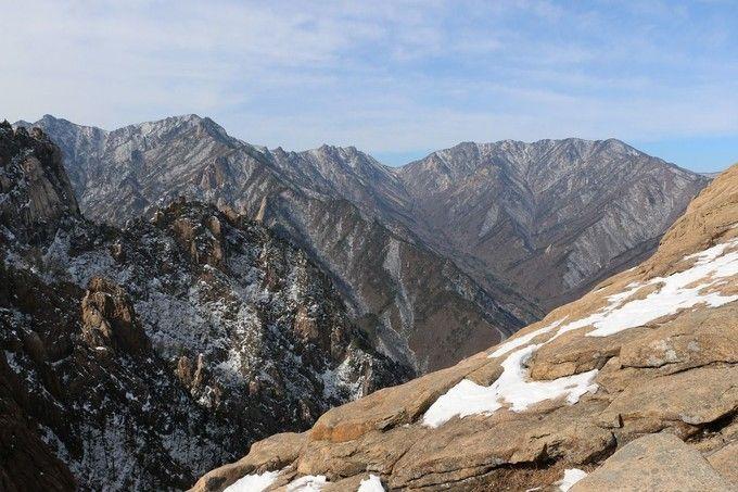 雪嶽山國家公園