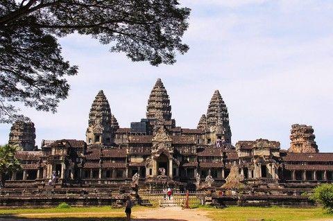 柬式幸福 吳哥奇蹟 協奏曲SPA五日