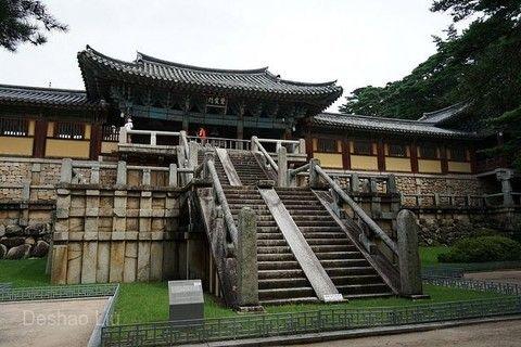 悠遊釜山&慶州世界文化遺產5日(購物一站)
