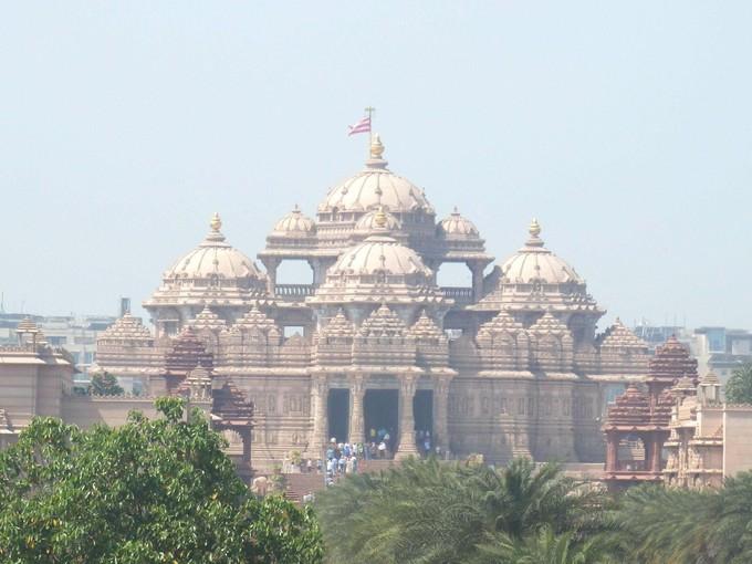 阿克薩達姆神廟