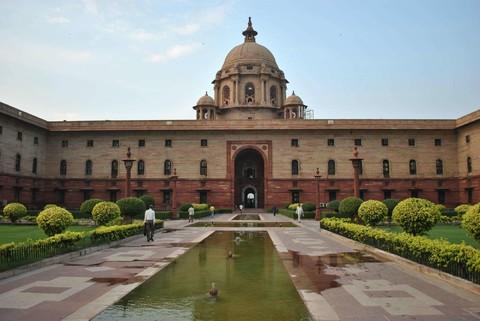印度總統府