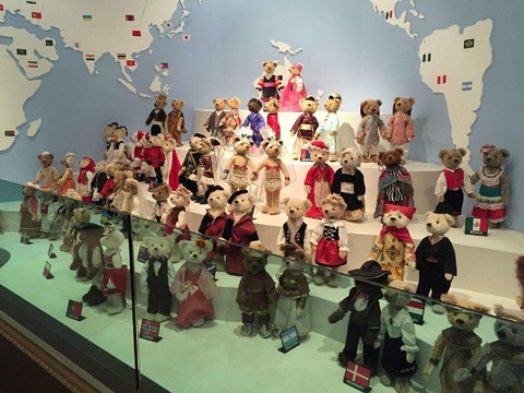 泰迪熊動物王國博物館