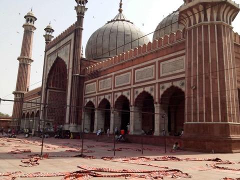迦瑪清真寺Jama Masjid