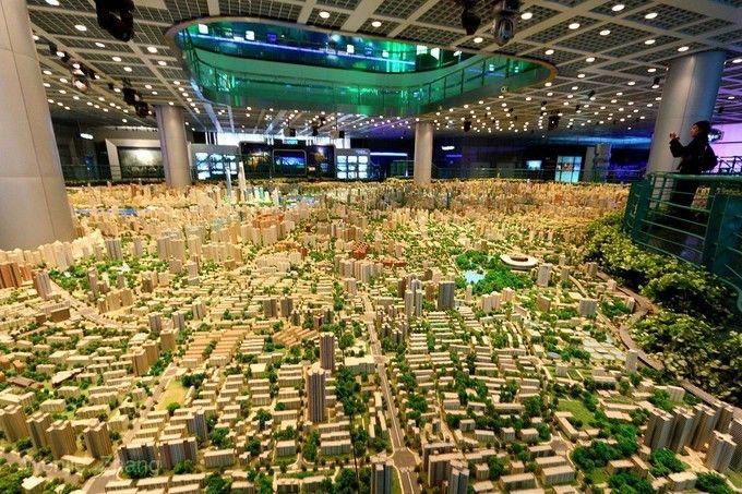 上海城市規劃展示館
