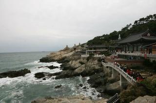 釜慶風采~穿韓服逛韓屋、佛國寺、鐵道自行車、紅酒隧道、海上天空步道5日