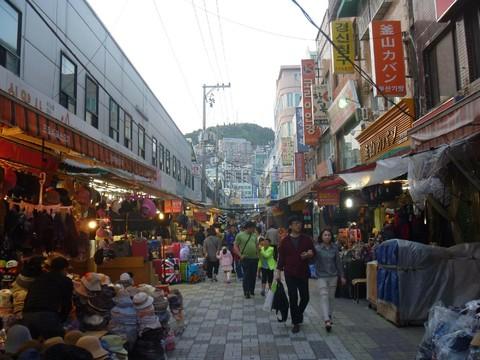 釜山國際市場