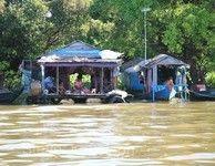 洞里薩湖(Tonle Sap Lake)