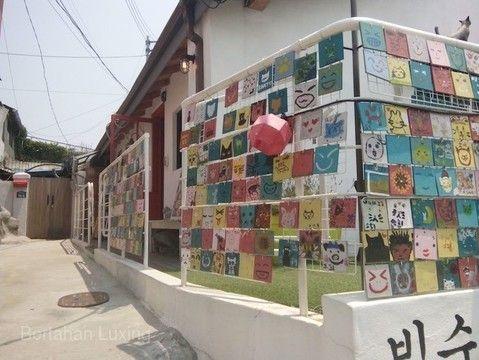 韓雪奇緣~雪場滑雪、樂天世界+水族館、KAKAO、廣藏市場、塗鴉秀5日