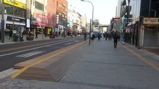 首爾抱瘋雪~阿拉現代遊輪、滑雪場、首爾路7017、汗蒸幕、新村女人街 四日