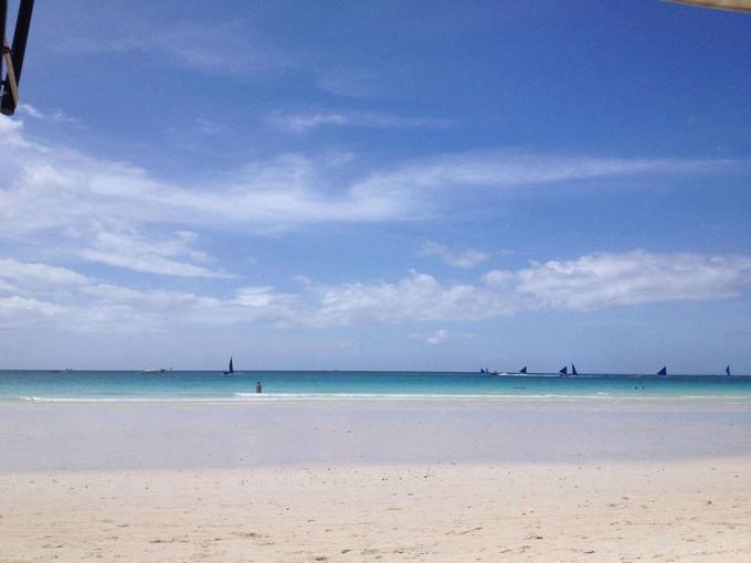 星期五沙灘