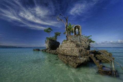 《館長強力推薦》二人成行-虎航直飛.超值長灘島5日-水牛島、香蕉船+風帆船、菲式按摩 優惠方案:2人成行