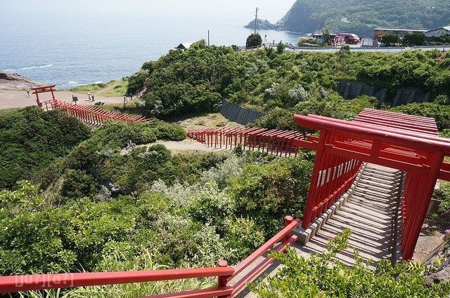 元乃隅稻成神社