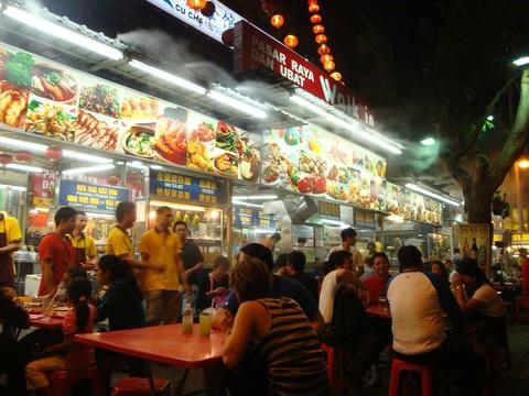 翻轉馬來西亞~大紅花海上VILLA(一房一泳池)、馬六甲文化遺產、亞羅街夜市5日(含稅)