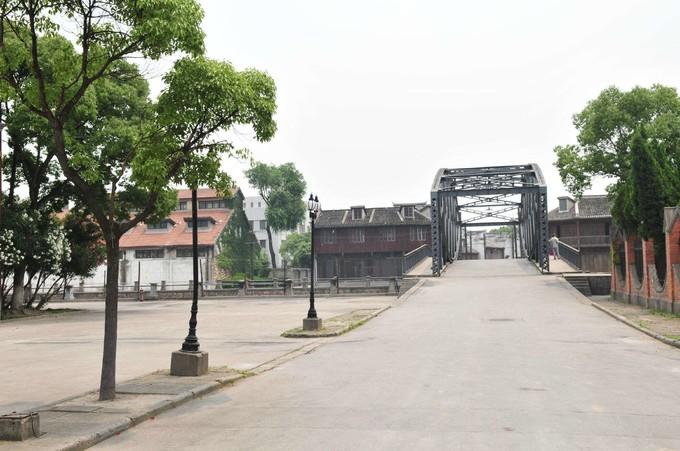 上海車墩影視樂園
