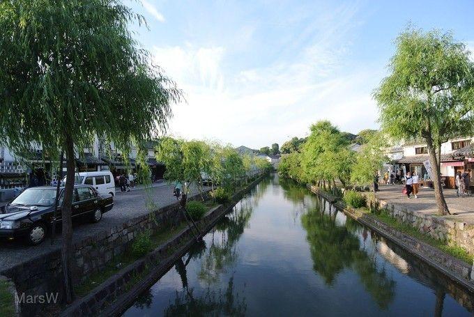 倉敷美觀地區-白壁之町