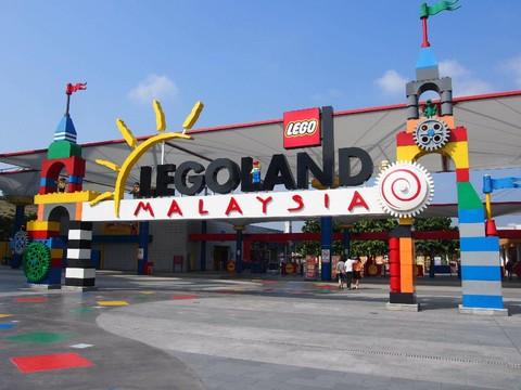 新新樂園~馬來西亞新山樂高樂園、新加坡環球影城.金沙娛樂城四日