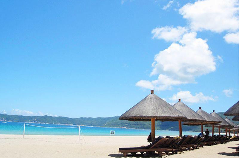 海南島渡假天堂休閒豪華五星五天 無購物站無自費行程