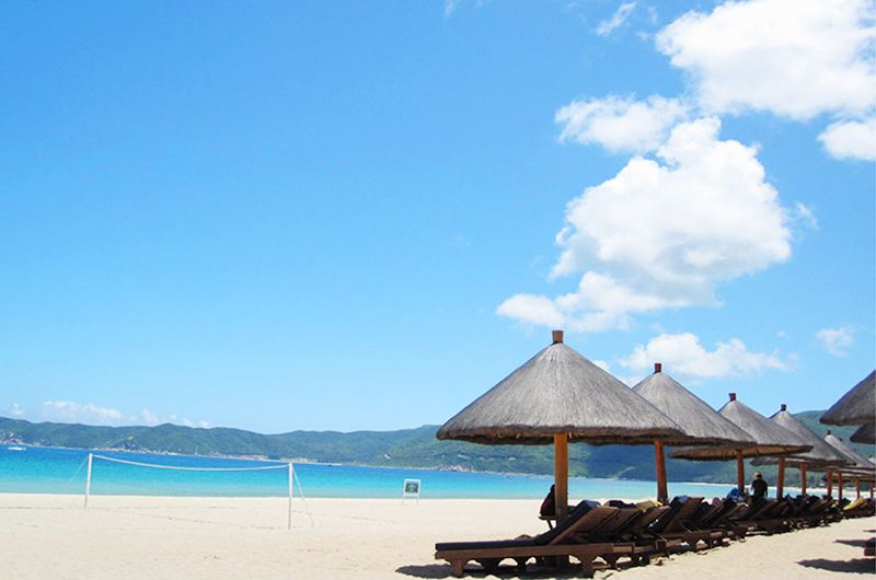 海南島渡假天堂休閒豪華五星四天-無購物站無自費