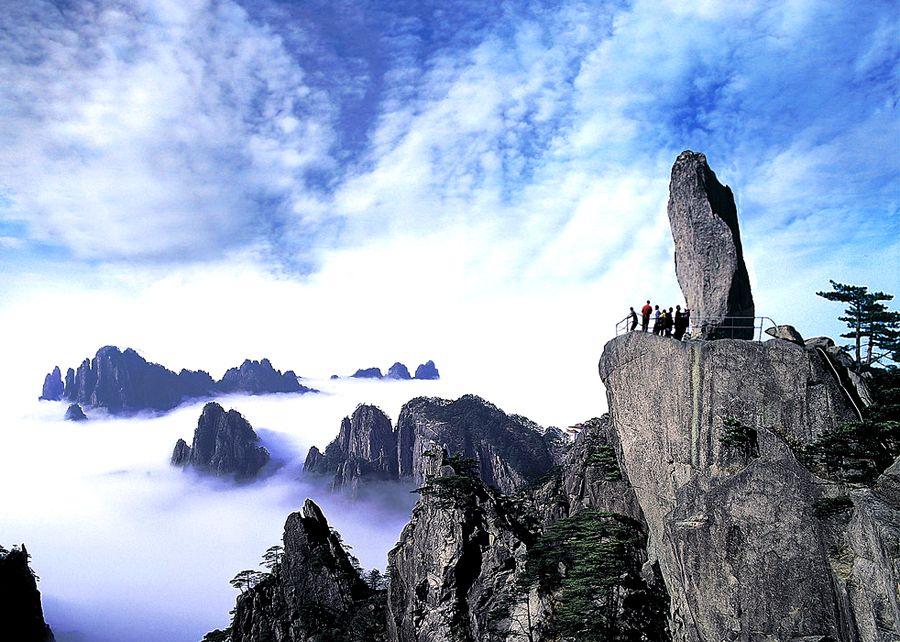 人間仙境黃山千島湖美景江南魅力八天-無自費