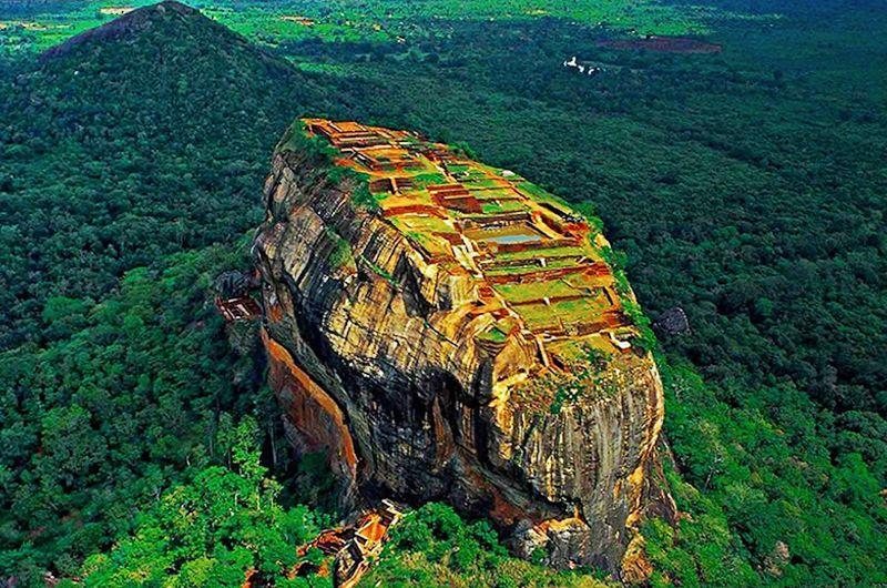 斯里蘭卡-雅拉野生動物園.天空之城.斯基里雅全覽九天