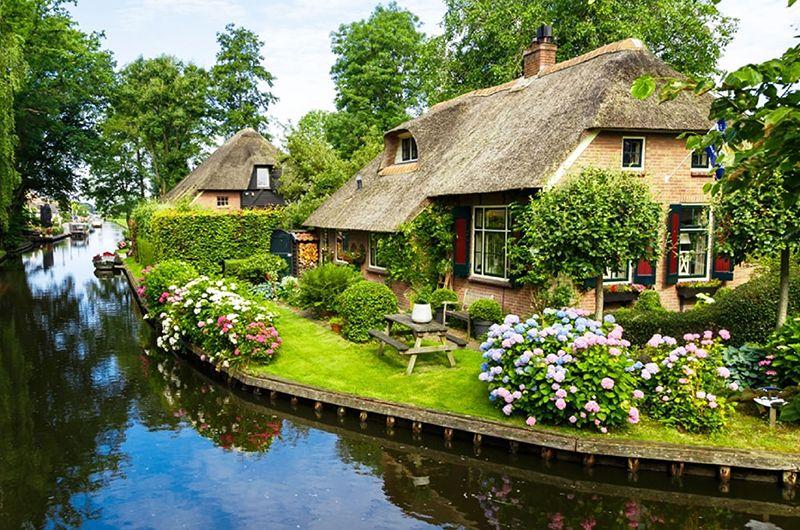 歐洲法比荷盧四國驚艷十天(法國、比利時、荷蘭、盧森堡)