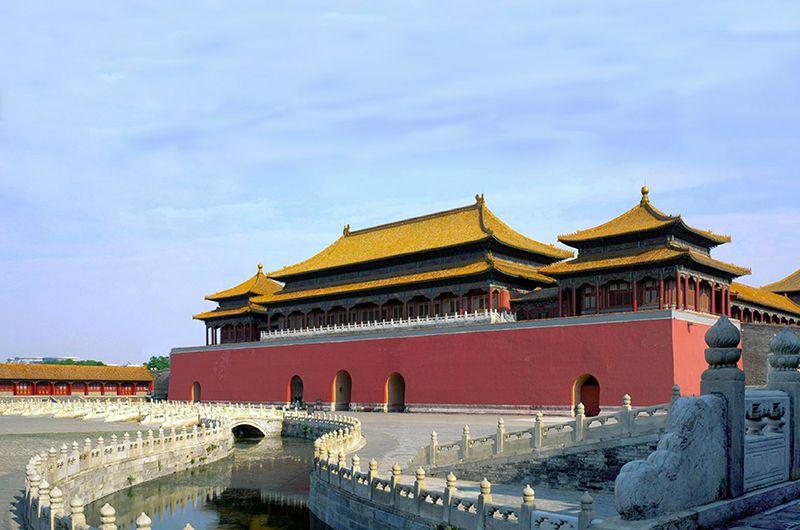 直航北京帝王豪華五星饗宴五天-無自費