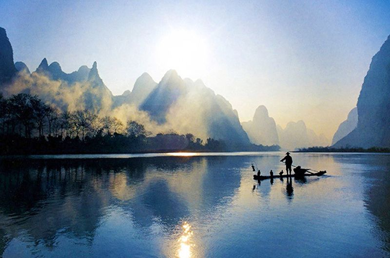 直航桂林絕美雙大秀雙遊船豪華五天-無購物站