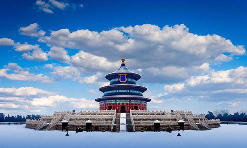 直航北京帝王豪華五星饗宴五天 - 無購物站無自費