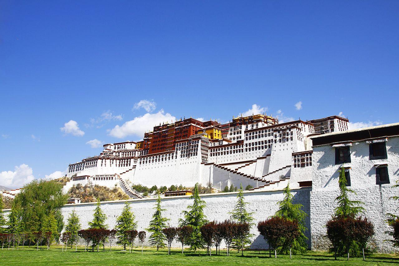 心靈西藏-前後藏+青藏鐵路超值8日