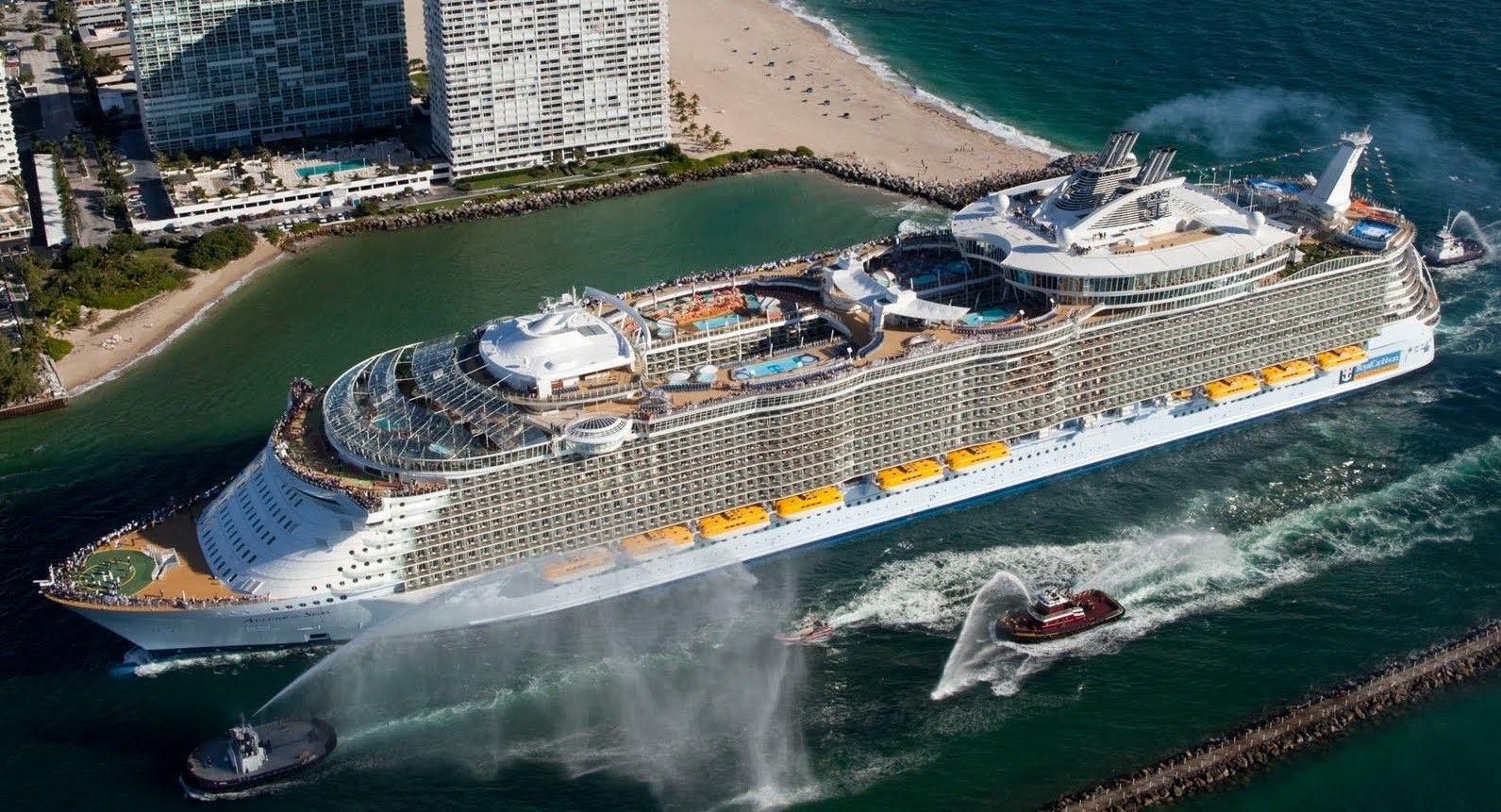 皇家加勒比郵輪 海洋魅力號<br>Royal Caribbean Cruise Allure of the seas<br>西地中海橄欖假期10日