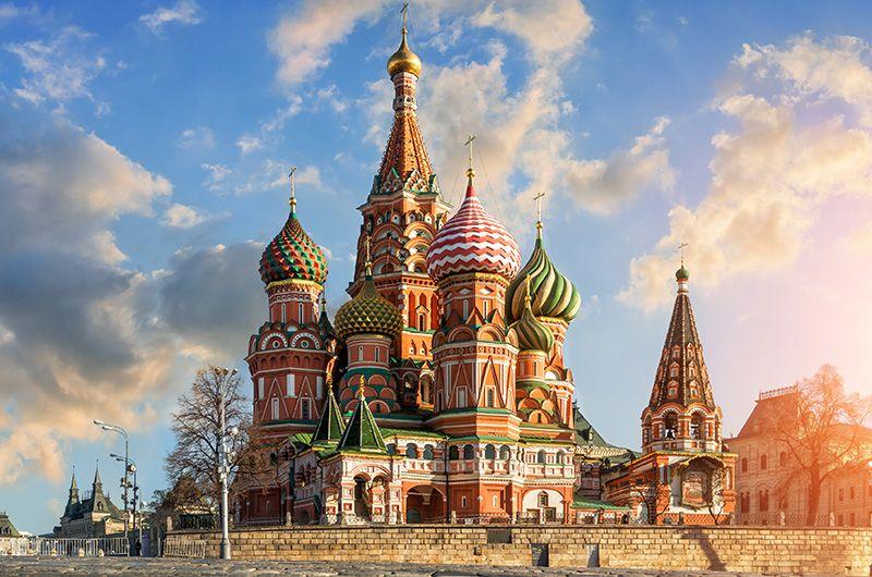 俄羅斯 莫斯科、聖彼得堡、杜蘭朵餐廳、馬戲團十天