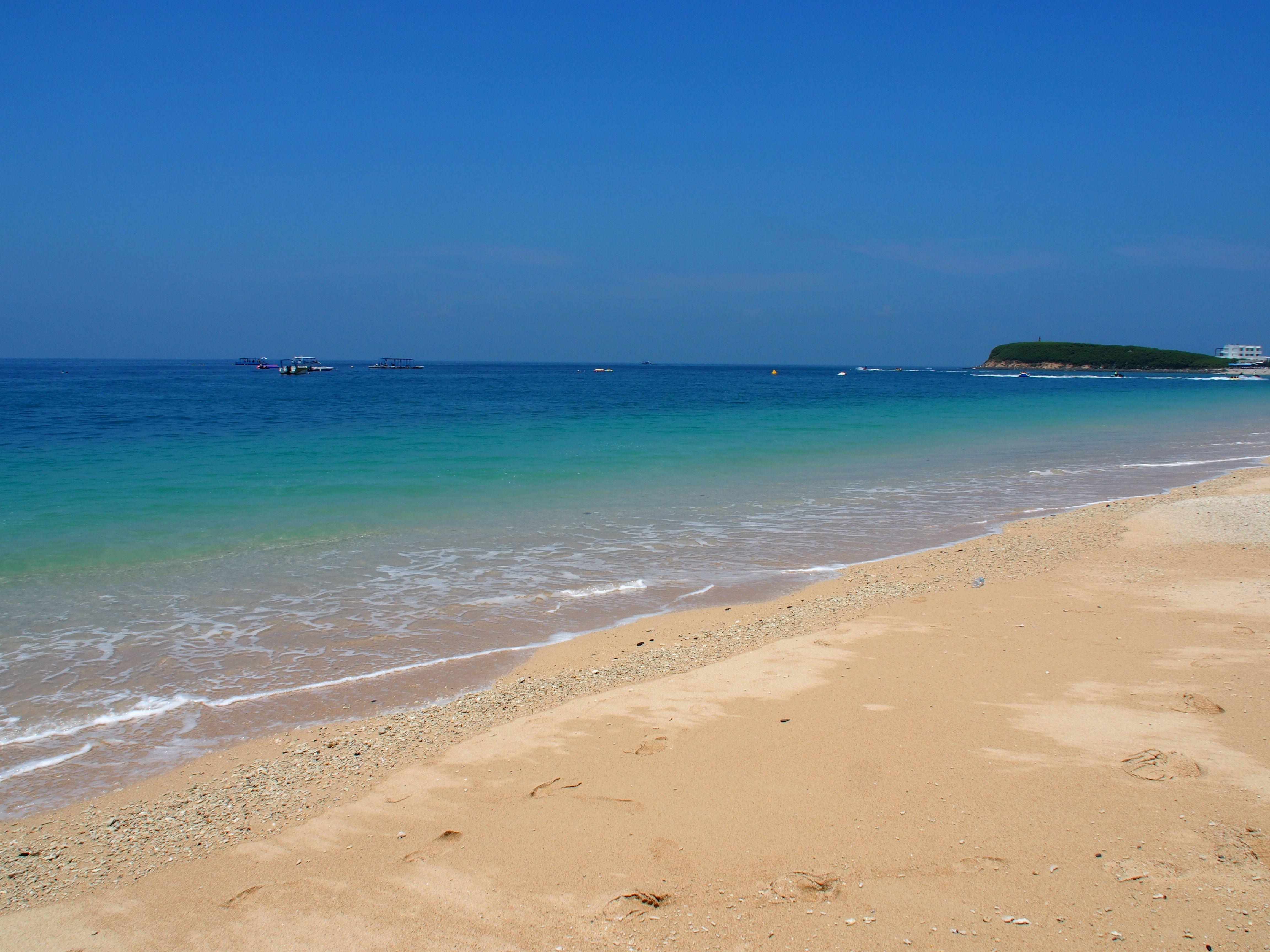 澎湖享受陽光~吉貝玩水趣~三日