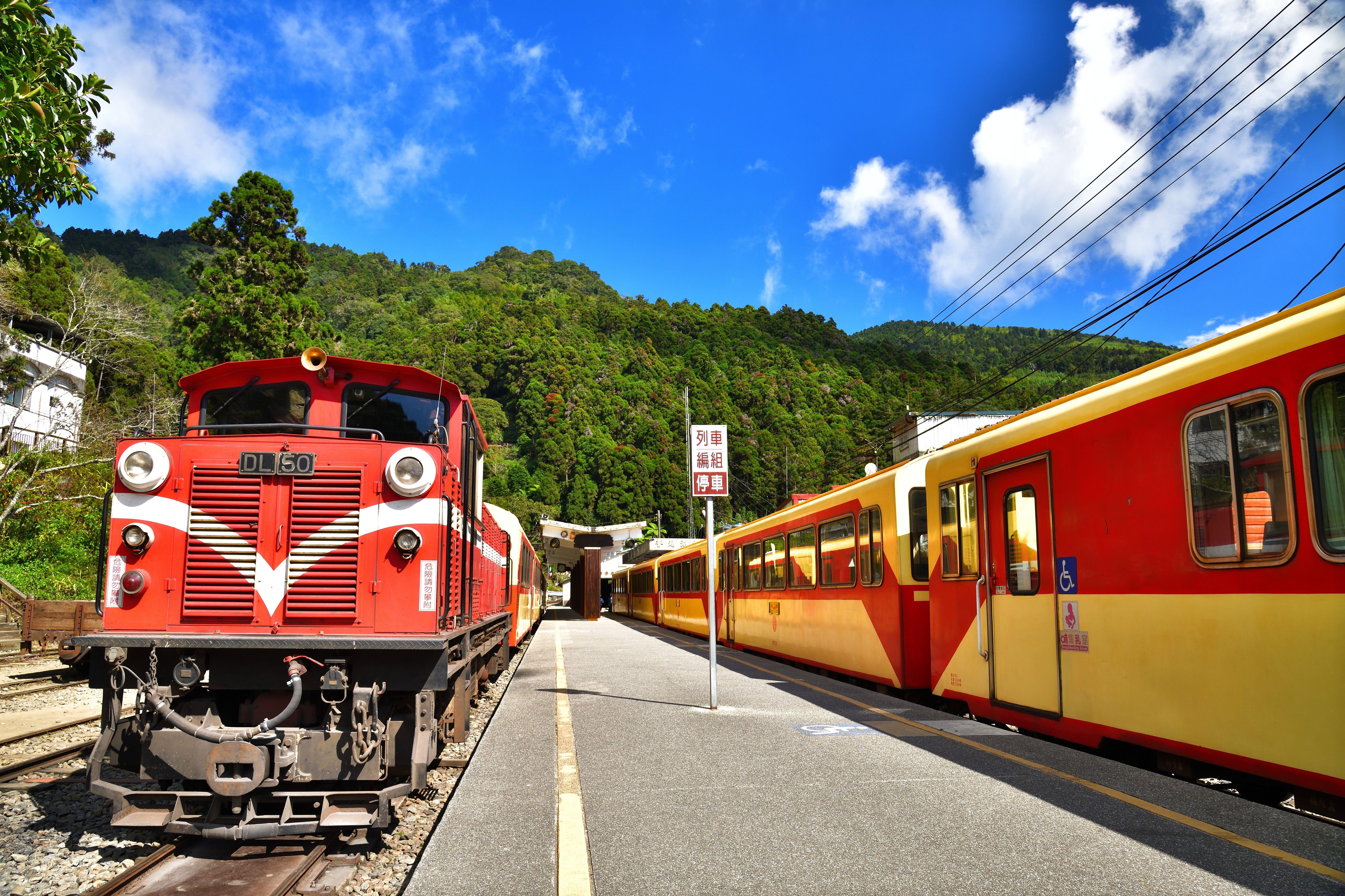 鐵道物語 百年懷舊列車  5天4夜