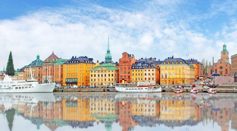 飛向北極圈賞極光●瑞典破冰船、芬蘭玻璃屋、挪威帝王蟹10天
