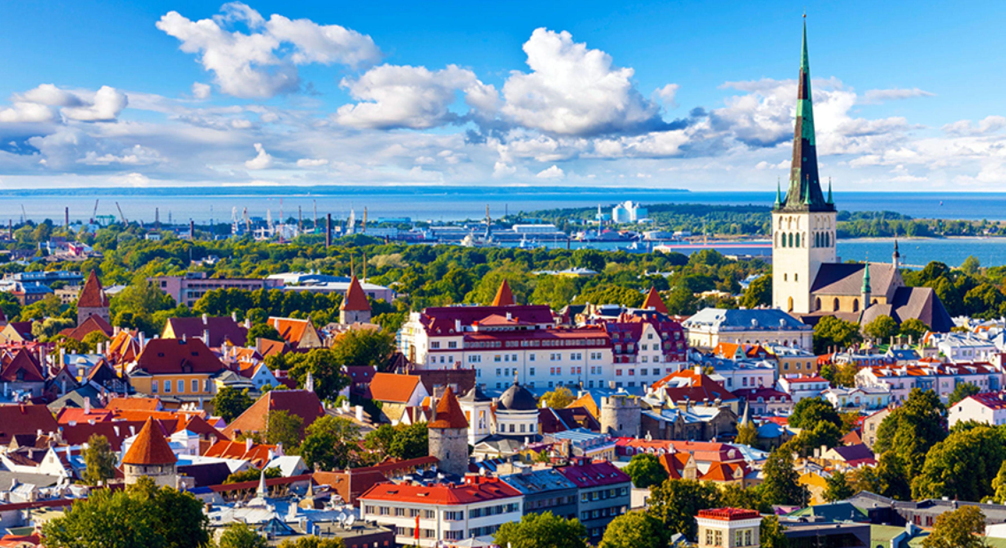 北歐 芬芬崛起 波羅的海四國 八天(桃園來回)