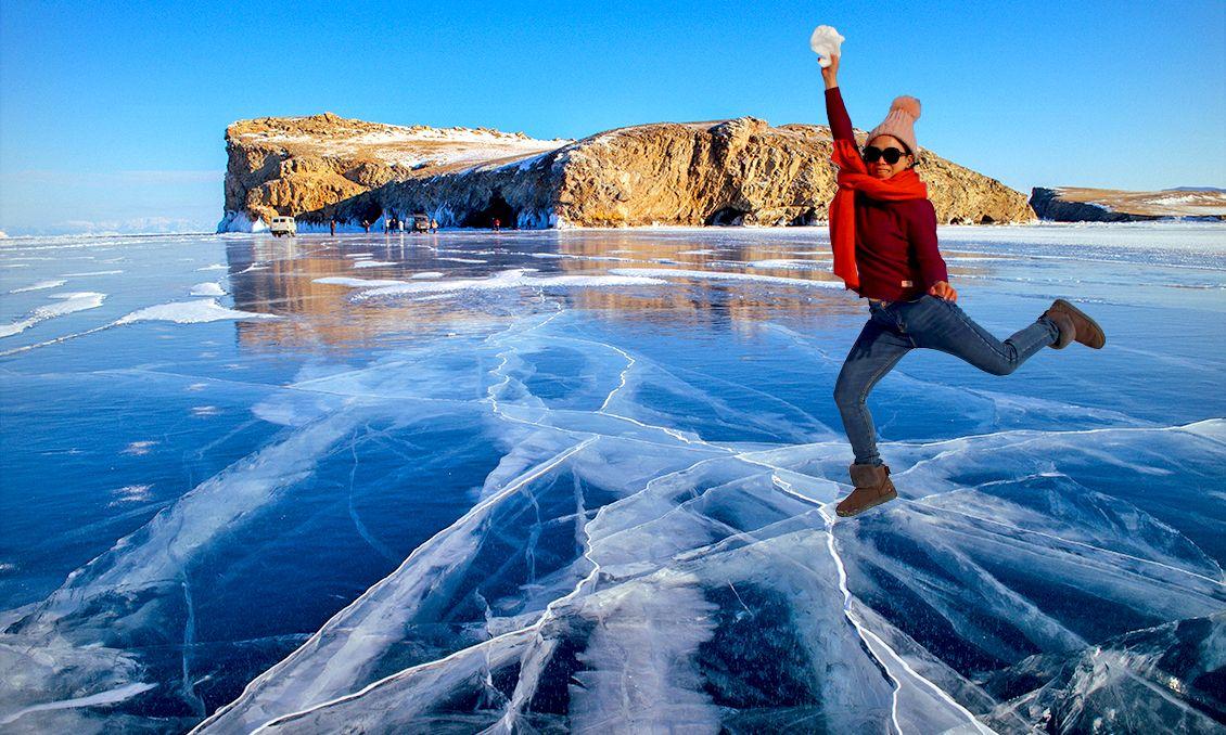 西伯利亞~貝加爾湖夢幻藍冰9日《半自助》