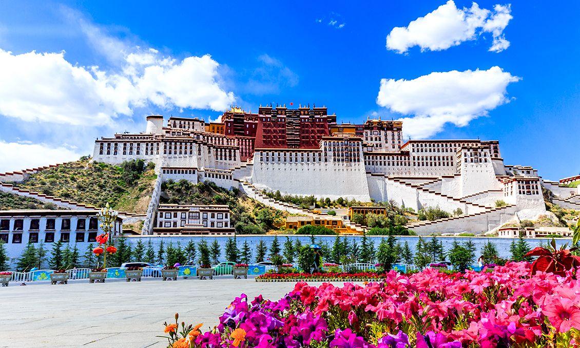 心靈西藏-前藏、後藏+青藏鐵路奢華8日