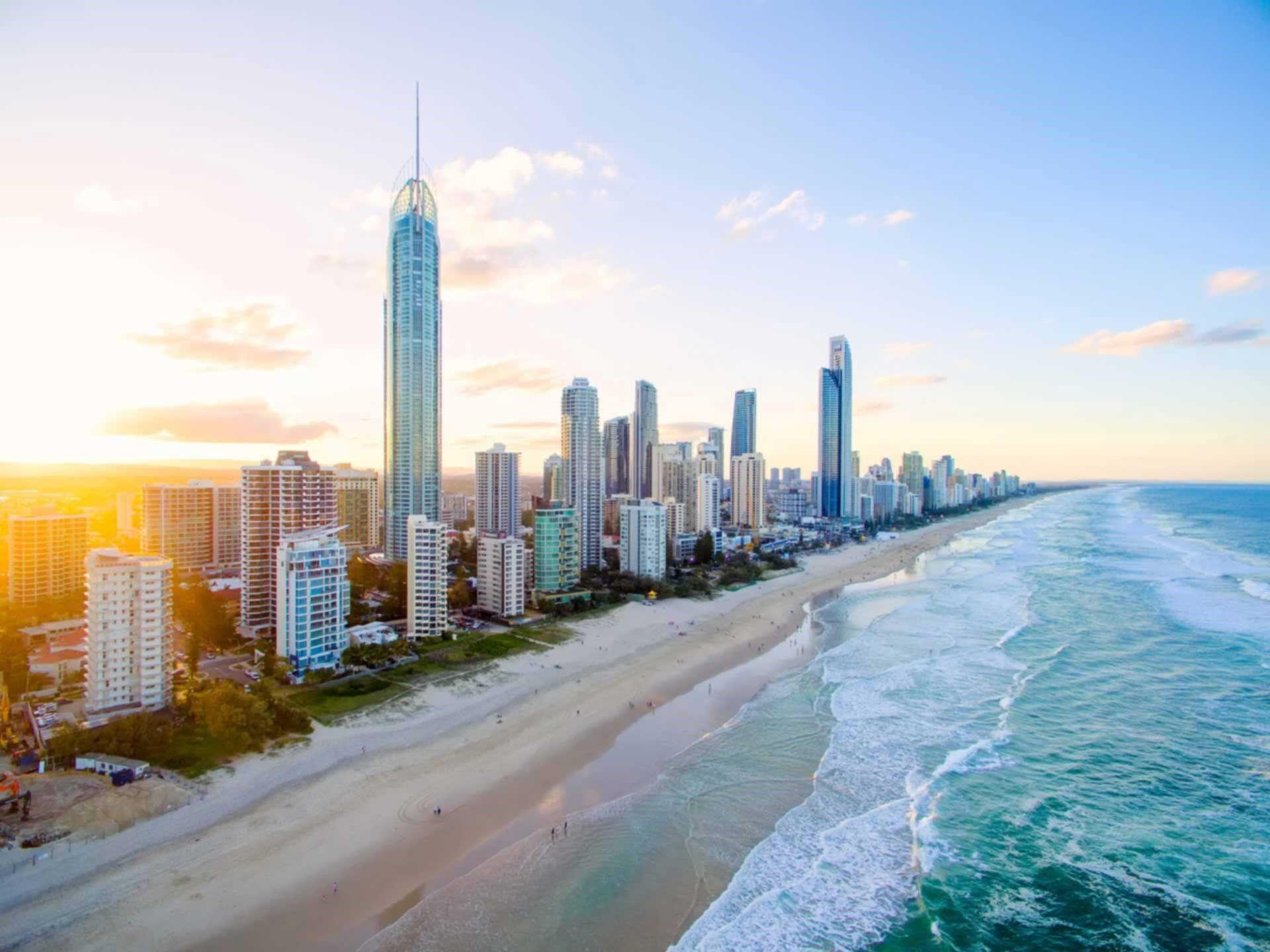 瘋遊澳洲黃金海岸六天