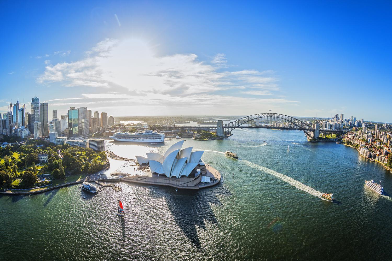 澳洲雪梨逍遙大四喜六天