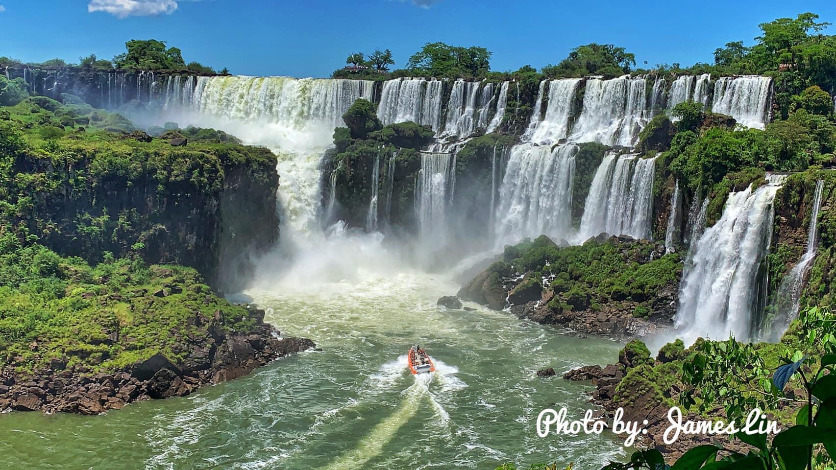 伊瓜蘇瀑布 / Puerto Iguazú  三天二夜