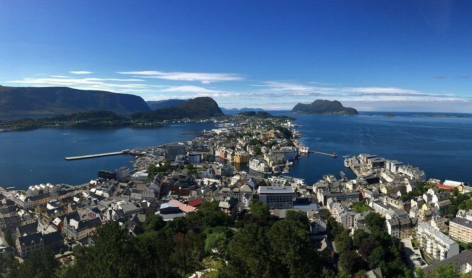 挪威峽灣之旅 7晚航程 (名人 至極號)