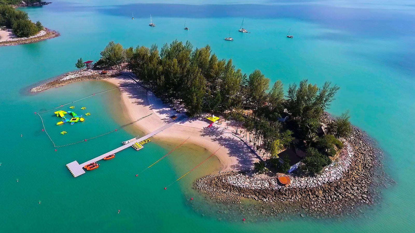 【星宇航空】馬來西亞檳城蘭卡威風帆遊+101天堂島~超值美食五天