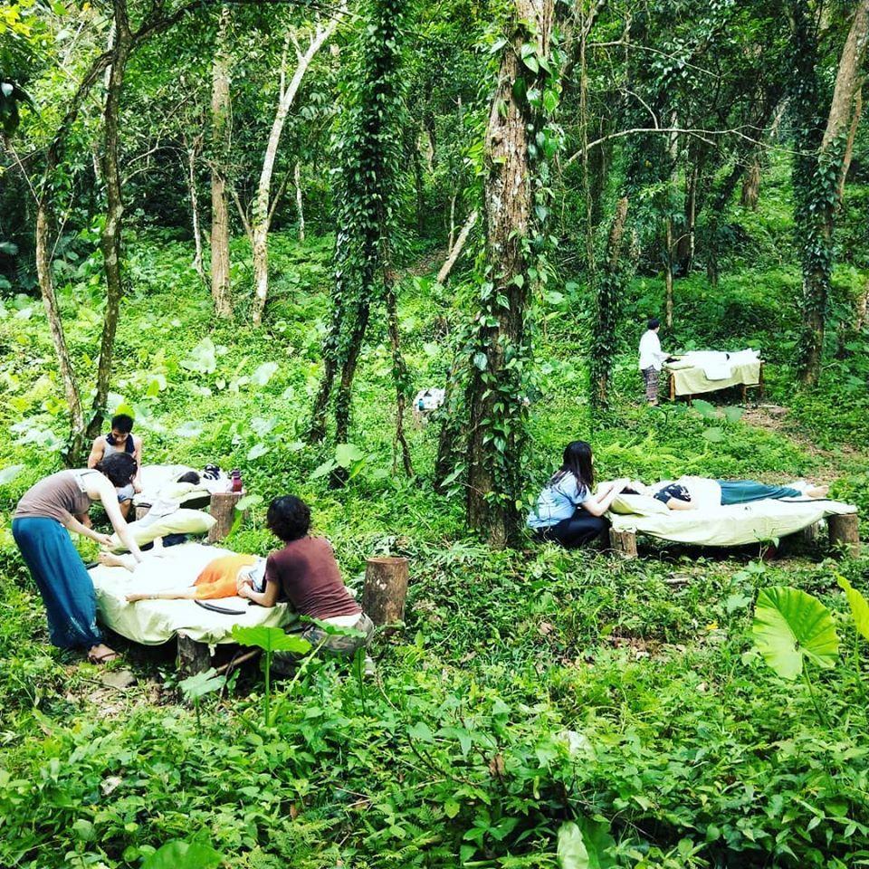 山脈旅遊經典遊程~沐森林、藥草癒~達魯瑪克、山林療 三日遊